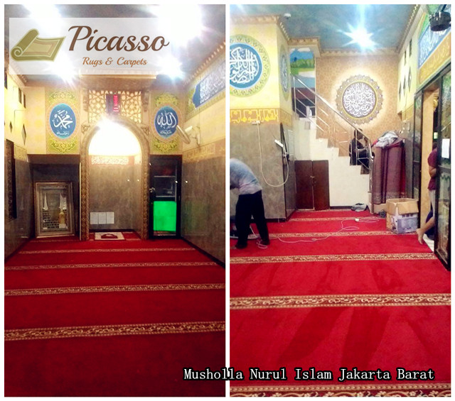Musholla Nurul Islam Jakarta Barat