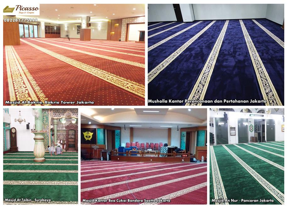 6 Keunggulan Karpet Masjid Turkey Premium A Yang Membuat Anda Menyesal Tak Memilikinya