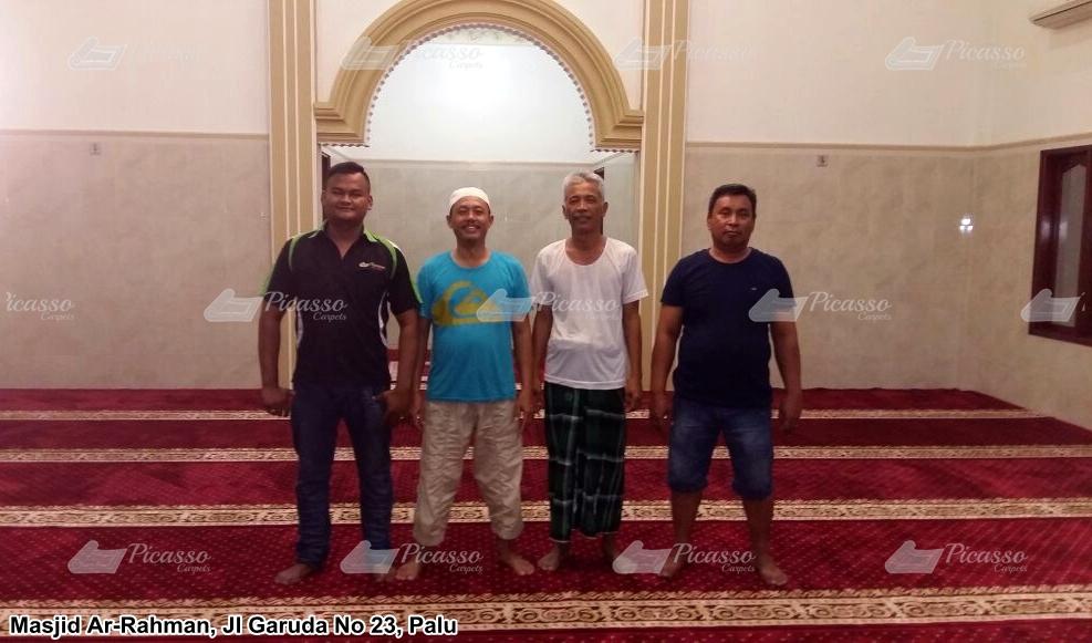 Masjid Ar Rahman Mantikulore, Palu Sulawesi Tengah