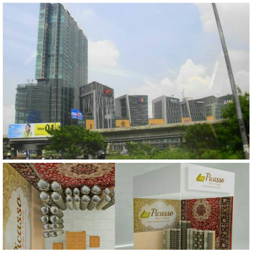 Picasso Rugs and Carpets Kini Hadir di City Of Tomorrow Surabaya!