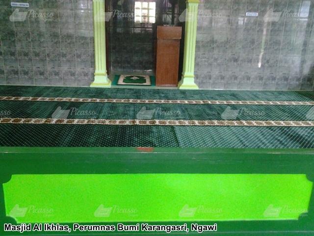 jual karpet masjid nabil