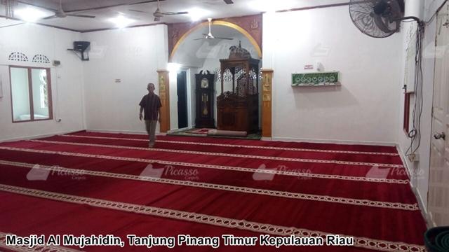 jual karpet masjid premium