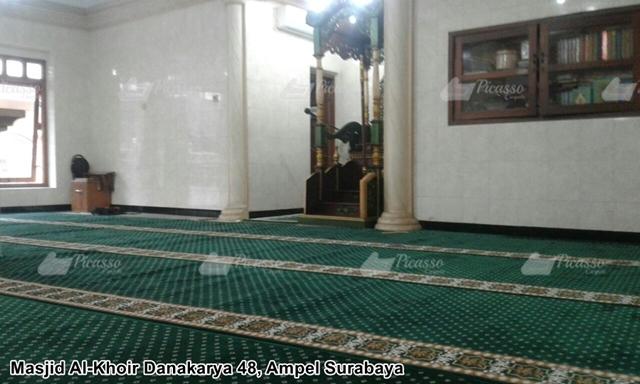 Karpet Masjid Turki Surabaya