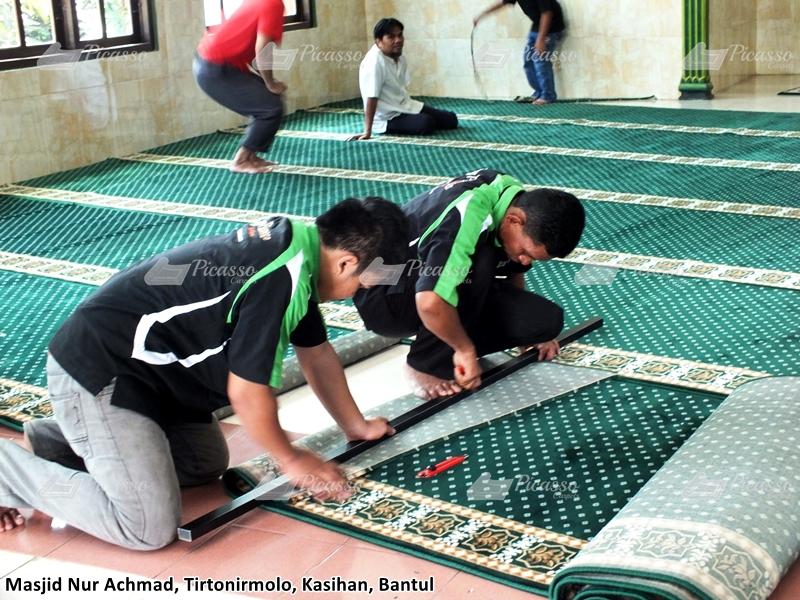 Jual karpet masjid nabil bantul