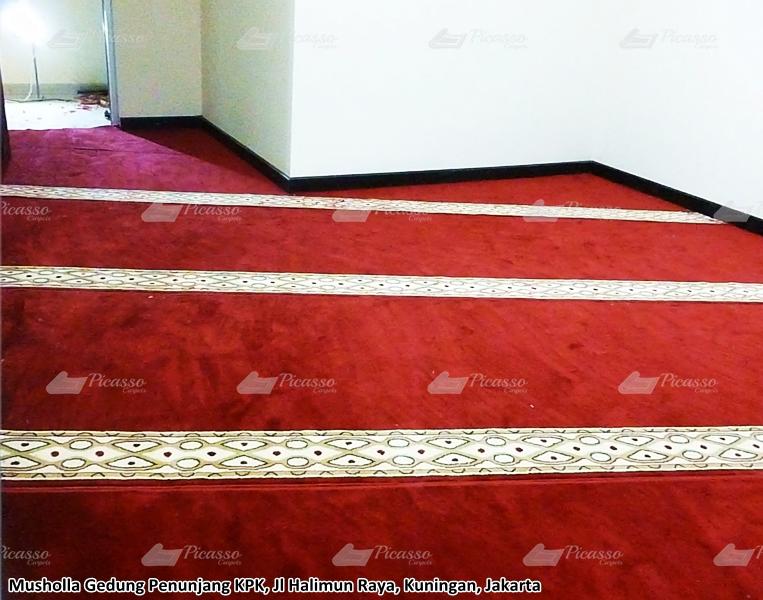 harga karpet masjid meteran