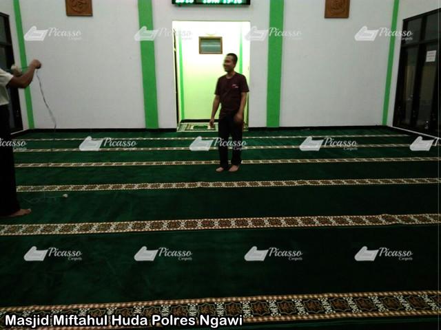 Masjid Miftahul Huda Polres Ngawi1