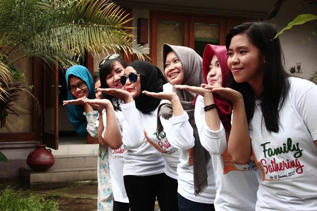 Serunya Family Gathering PT Picasso Global Mandiri di Jogja4