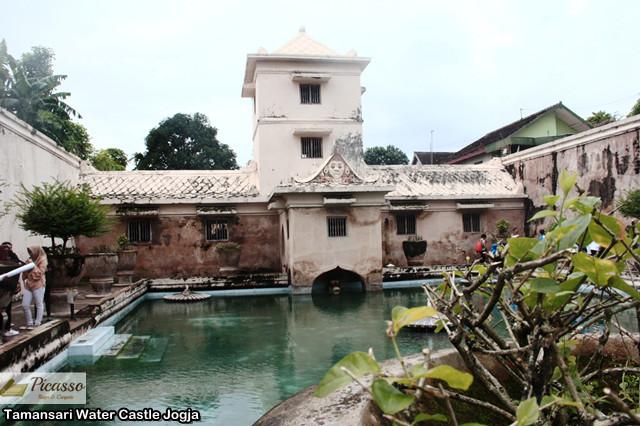 Tamansari Water Castle Jogja1