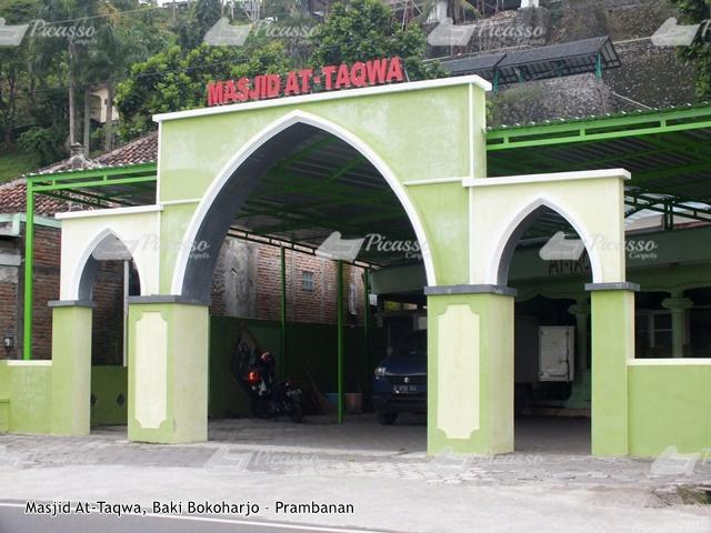 Karpet Masjid At-Taqwa, Baki Bokoharjo – Prambanan