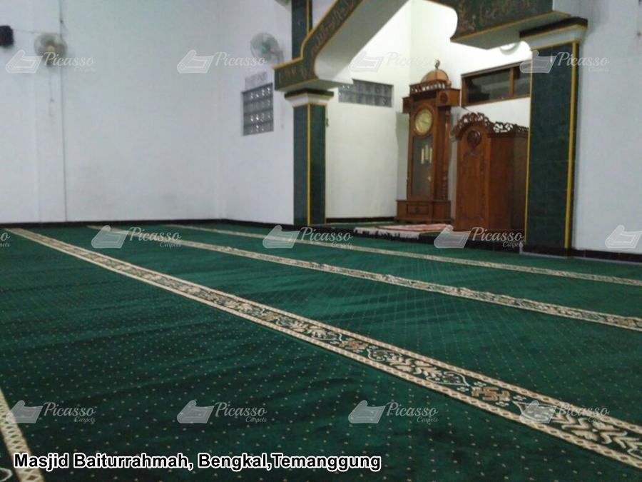 karpet masjid temanggung