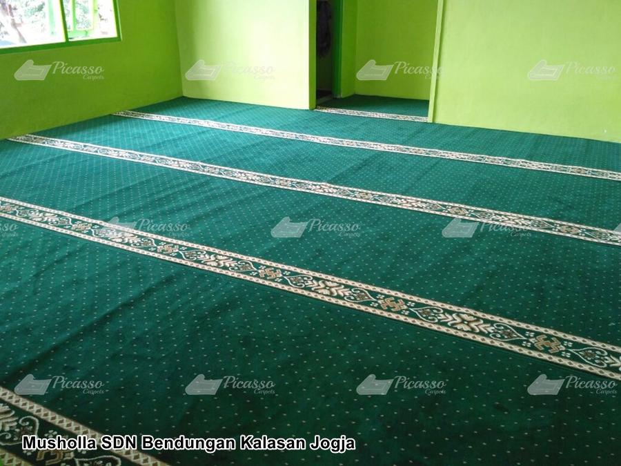 Karpet Masjid SDN Bendungan Kalasan Jogja
