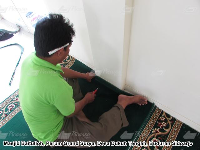 karpet masjid sidoarjo