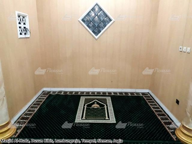 karpet masjid sleman