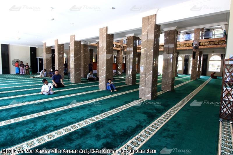 karpet masjid batam