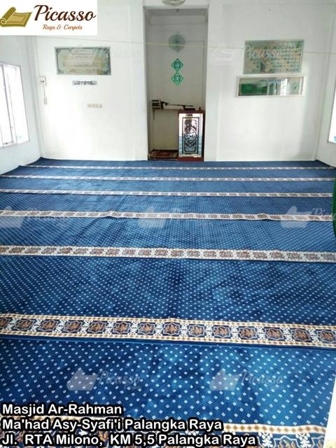 karpet masjid palangkaraya