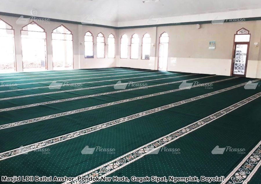 karpet masjid boyolali