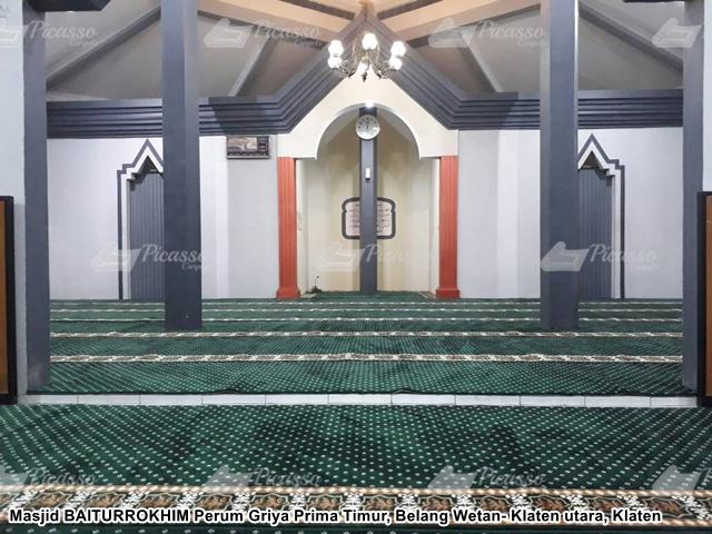 karpet masjid klaten