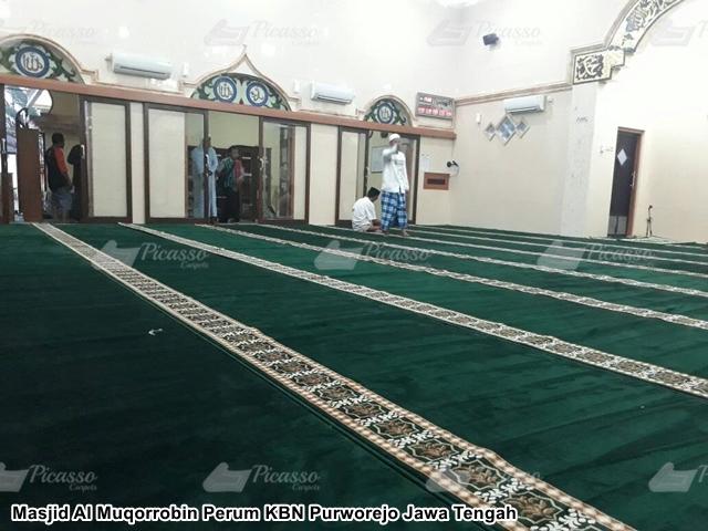 Karpet Masjid Purworejo