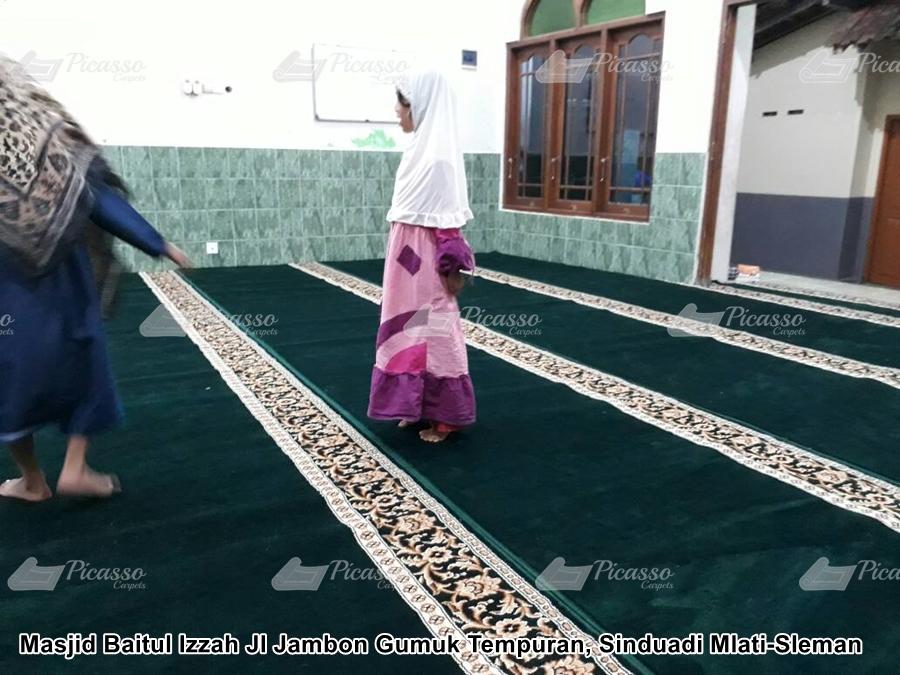 jual karpet masjid sleman