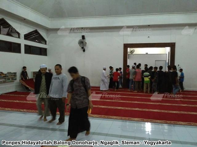 Ponpes Hidayatullah Balong Donoharjo, Ngaglik Sleman