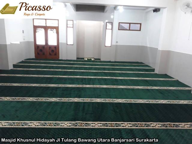 Masjid Khusnul Hidayah Jl Tulang Bawang Utara Banjarsari Surakarta10
