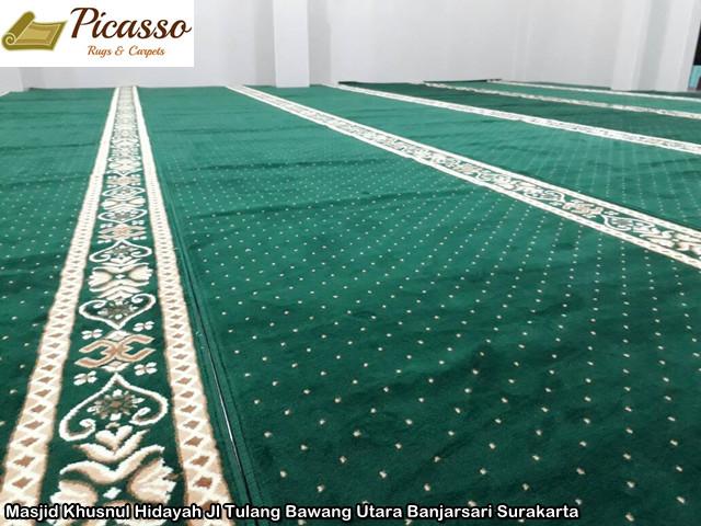 Masjid Khusnul Hidayah Jl Tulang Bawang Utara Banjarsari Surakarta15