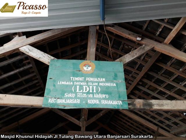 Masjid Khusnul Hidayah Jl Tulang Bawang Utara Banjarsari Surakarta16