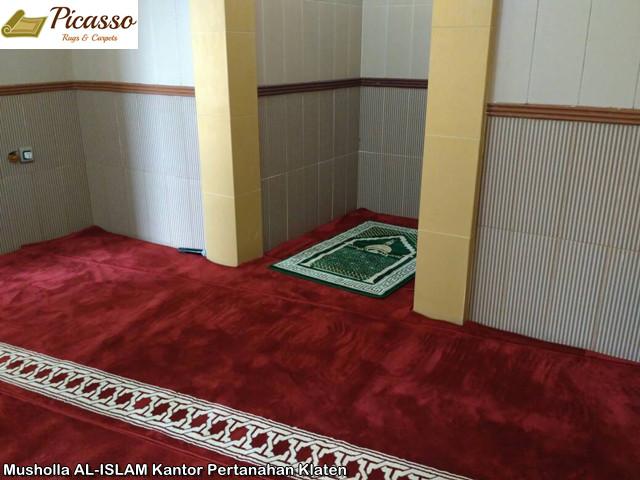 Musholla AL-ISLAM Kantor Pertanahan Klaten