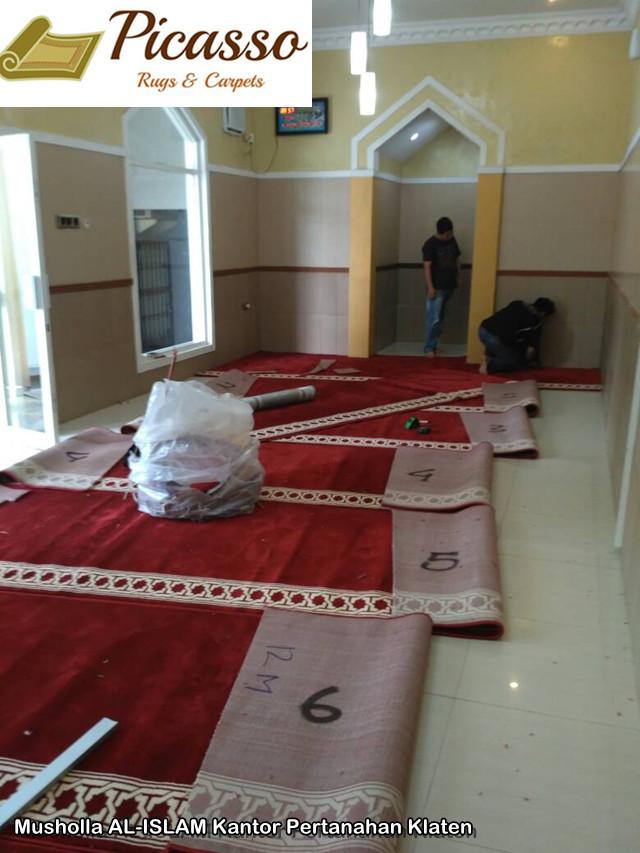 Musholla AL-ISLAM Kantor Pertanahan Klaten3