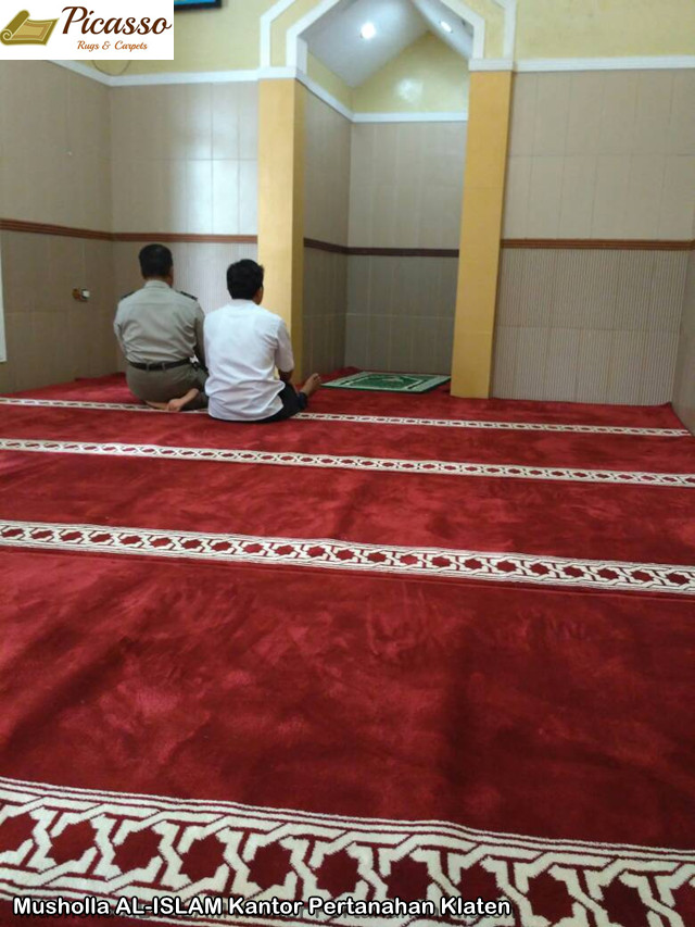 Musholla AL-ISLAM Kantor Pertanahan Klaten4