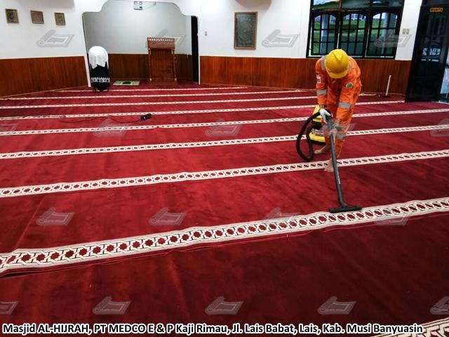 karpet masjid palembang
