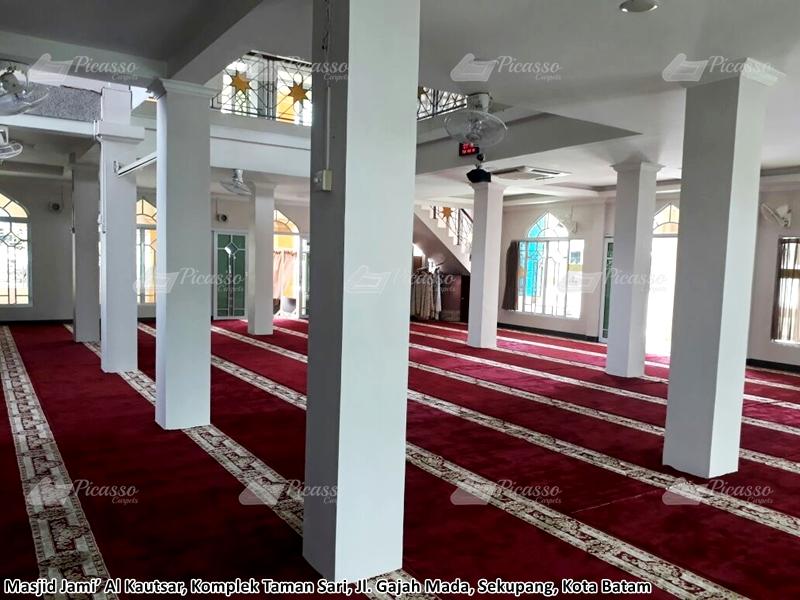 jual karpet masjid batam