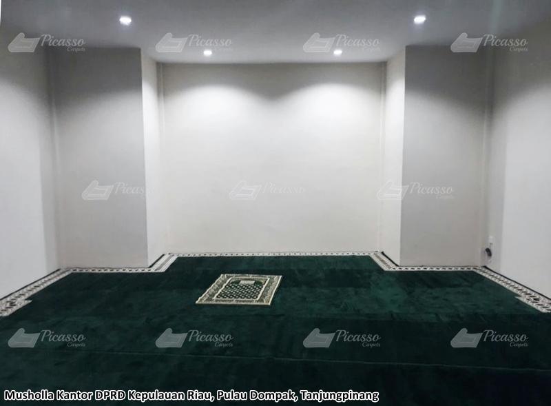karpet masjid premium riau