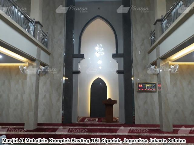 karpet masjid merah jagaraksa