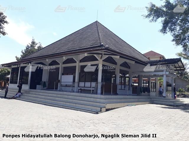 Ponpes Hidayatullah Balong Donoharjo, Ngaglik Sleman Jilid II