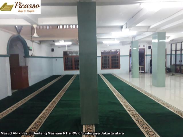 Masjid Al-Ikhlas Jl Benteng Masnam RT 9 RW 6 Sunterjaya Jakarta utara 3