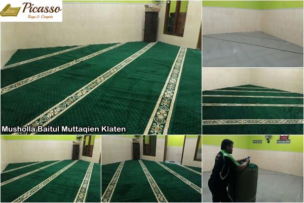 Musholla Baitul Muttaqien Klaten