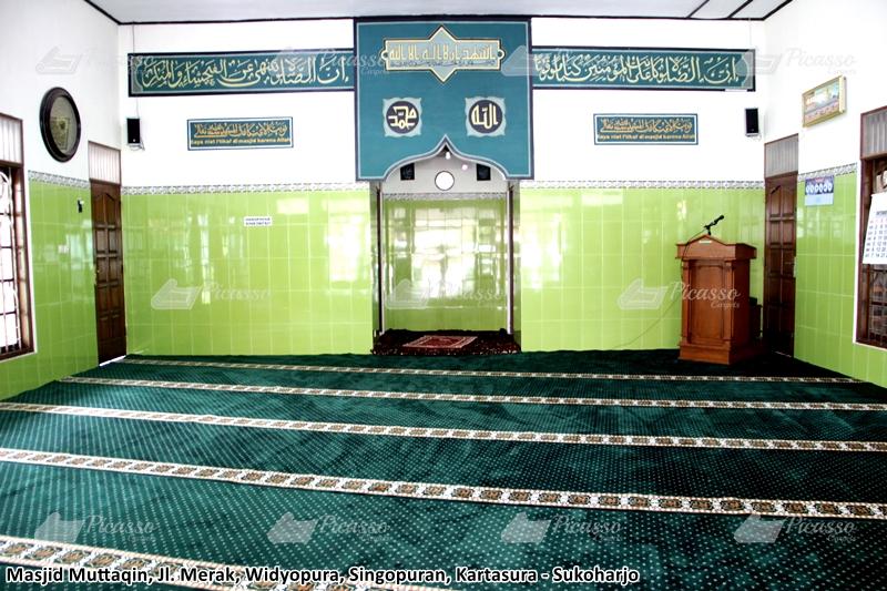 toko karpet masjid jawa tengah