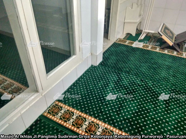 harga karpet masjid tebal pasuruan