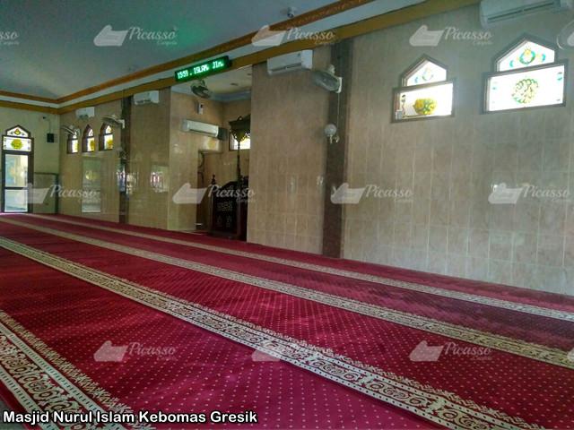 Masjid Nurul Islam Kebomas Gresik2