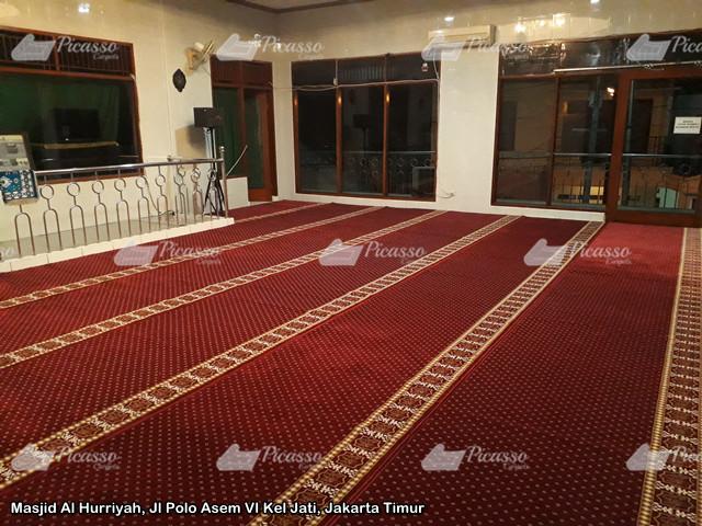 Masjid Al Hurriyah, Jl Polo Asem VI Kel Jati, Jakarta Timur5
