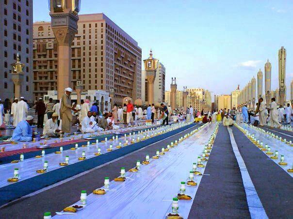 iftar karpet masjid