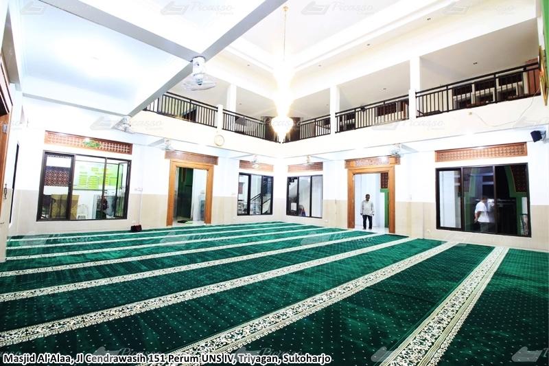 Karpet Masjid Premium
