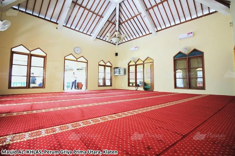 Karpet Masjid Meteran