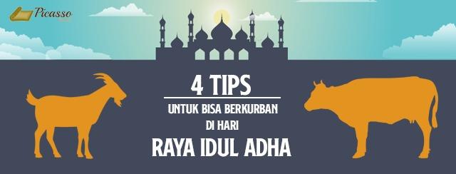 Empat Tips Untuk Bisa Berkurban di Hari Raya Idul Adha