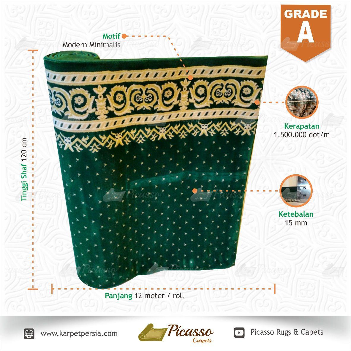 Karpet Masjid - Grade A