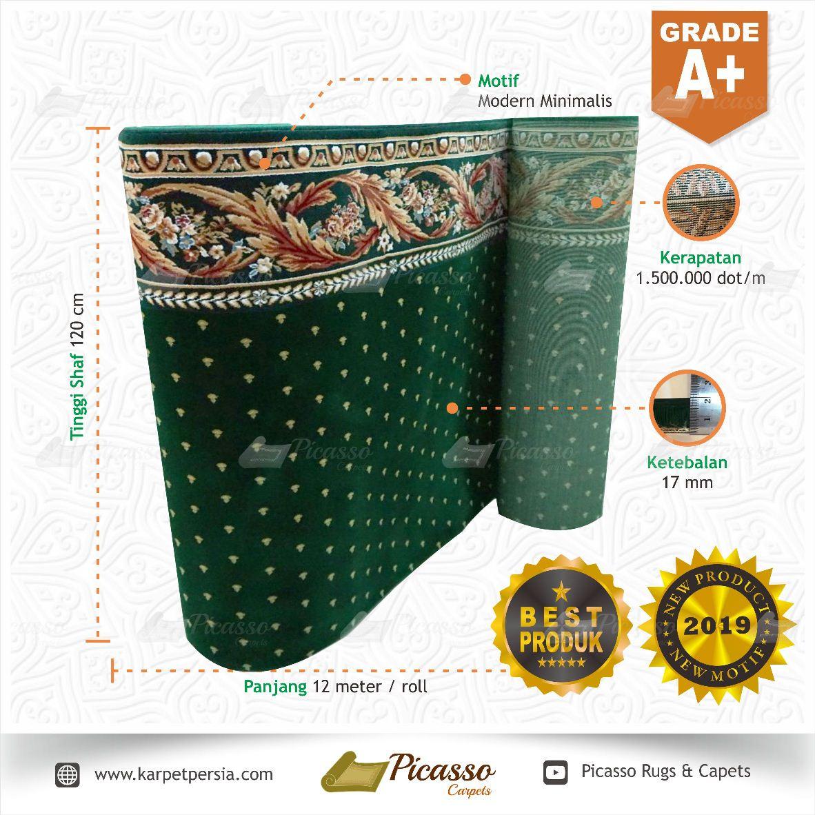 Karpet Masjid Grade A+