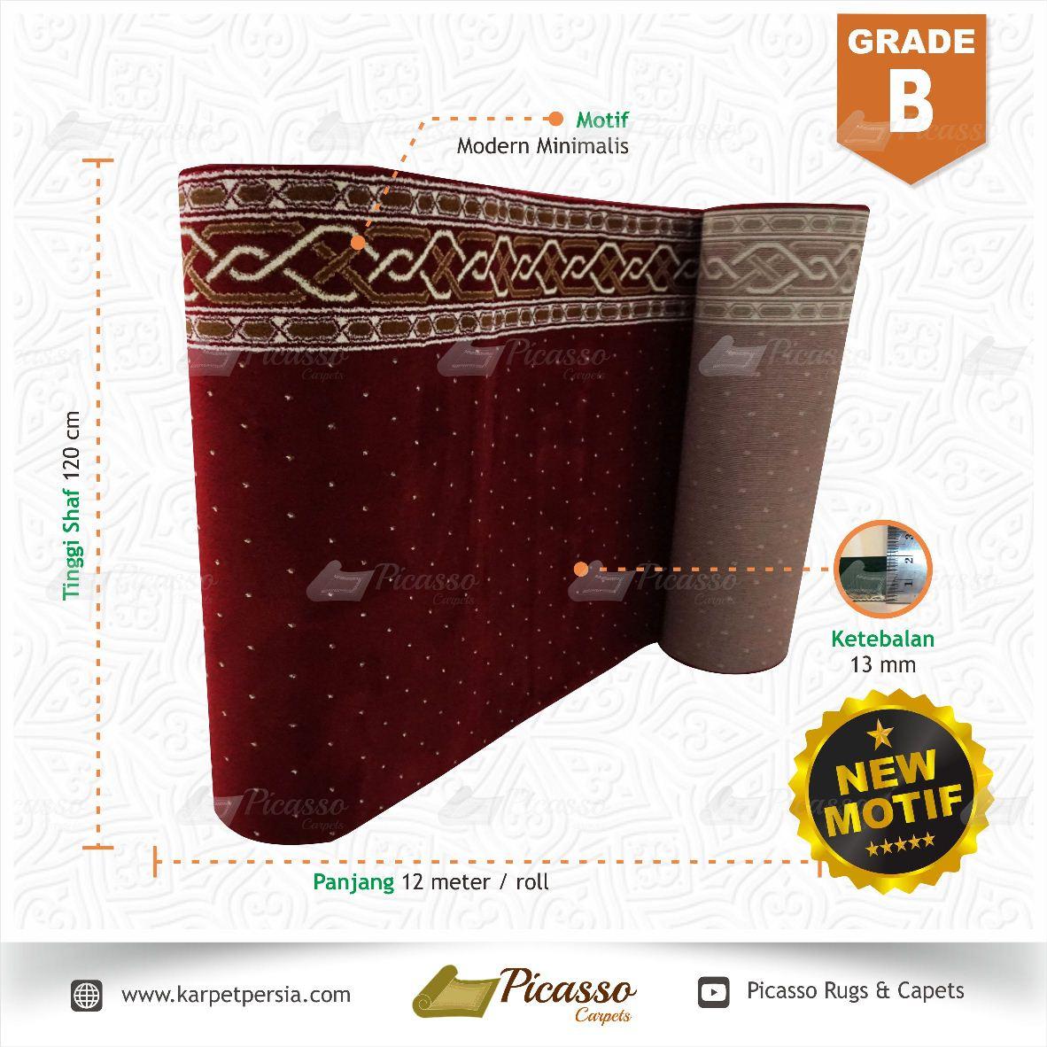 Karpet Masjid - Grade B