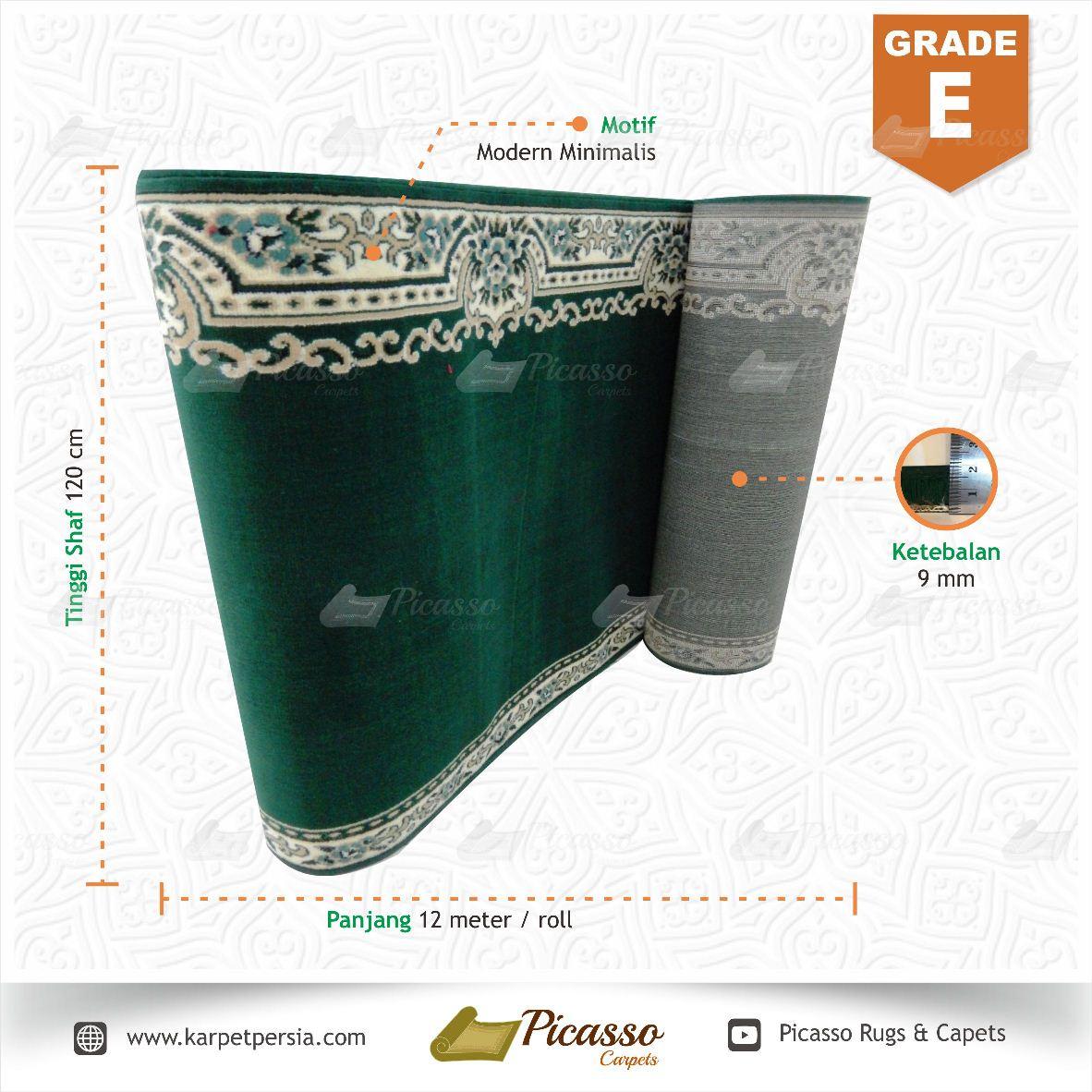 Karpet Masjid - Grade E