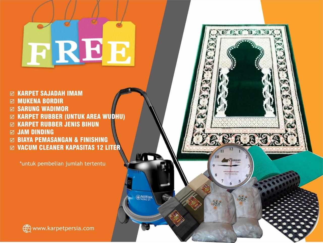 Karpet Masjid Free Karpetpersia